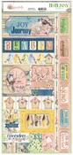 Serendipity Sticker Sheet - Bo Bunny