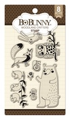 Woodland Critters Clear Stamps - Bo Bunny