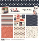 All American Collection Kit - Simple Stories