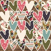 Fab-YOU-lous Paper - Hello Lovely - Simple Stories