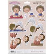 Zen - Ultimate Crafts Gapchinska A4 Decoupage Sheet