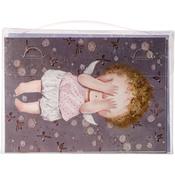Ultimate Crafts Gapchinska Cards W/Envelopes 25/Pkg