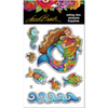 Mermaid Fish - Stampendous Laurel Burch Dies