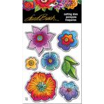 Blossoms - Stampendous Laurel Burch Dies