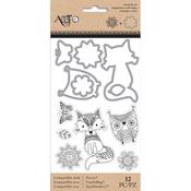 Doodle Dreams - Art-C Stamp & Die Set