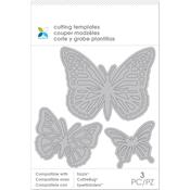 Butterflies - Momenta Die Cutting Templates