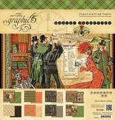 Master Detective 12 x 12 Paper Pad - Graphic 45