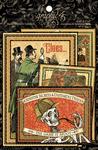 Master Detective Ephemera Cards - Graphic 45