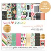 Girl Squad 6 x 6 Paper Pad - Pebbles