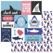 Jawsome Paper - Shark Attack - Photoplay