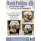 Volume 5, 7 Designs - Debbi Moore Book Folding Pattern Book