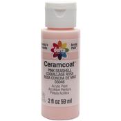 Pink Seashell - Ceramcoat Acrylic Paint 2oz