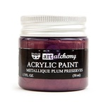 Plum Preserves Metallique - Art Alchemy - Prima