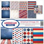 American Vintage Collection Kit - Reminisce