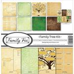 Family Tree Collection Kit - Reminisce