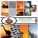 Dinosaur Land Collection Kit - Remisice