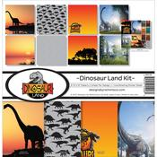 Dinosaur Land Collection Kit - Remisice