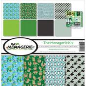 The Menagerie Collection Kit 1 - Reminisce