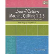 Free-Motion Machine Quilting 1-2-3 - That Patchwork Place