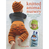 Knitted Animal Nursery - Cico Books