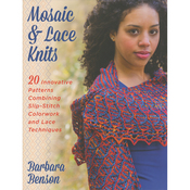 Mosaic & Lace Knits - Stackpole Books