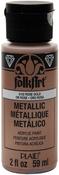 Rose Gold - FolkArt Metallic Acrylic Paint 2oz