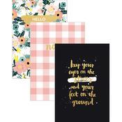 Bloom - Blank - Lined & Grid Notebooks - KaiserCraft