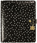 Black Speckle A5 Planner - Carpe Diem - Simple Stories