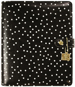 Black Speckle A5 Planner - Carpe Diem - Simple Stories