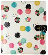 Floral Dot A5 Planner - Carpe Diem - Simple Stories