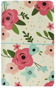 Cream Blossom Travelers Notebook - Carpe Diem - Simple Stories - PRE ORDER