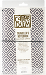 Aztec Black & White Travelers Notebook - Carpe Diem - Simple Stories