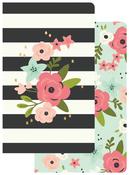 Bloom Travelers Notebook Inserts - Simple Stories