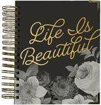 Beautiful 16 Month Weekly Spiral Planner - Simple Stories