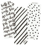 Carpe Diem Plastic Bookmarks - Simple Stories