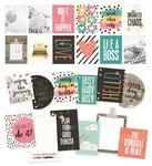 Carpe Diem Dashboard and Pocket Cards - Simple Stories