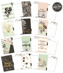 Beautiful A5 Monthly Planner Inserts - Simple Stories