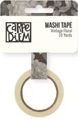 Vintage Floral Washi Tape - Simple Stories