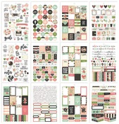 Bloom Sticker Tablet - Simple Stories