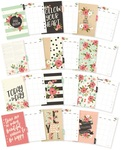 Bloom A5 Monthly Planner Inserts - Simple Stories
