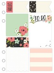 Bloom Sticky Notes - Simple Stories