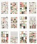 Bloom Mini Sticker Tablet - Simple Stories