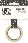 Black Speckle Washi Tape - Simple Stories