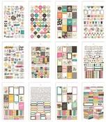 Good Vibes Mini Sticker Tablet - Simple Stories