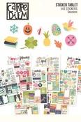 Seasons Sticker Tablet - Simple Stories
