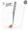 Today Mini Bookmark Tablet - Simple Stories {2} Personal punched tablets with 16 sheets each