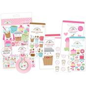 Cream & Sugar Embellishment Bundle