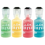 Glow In The Dark Nuvo Drops, Bundle of 4