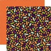 Candy Land Paper - Halloween Town - Echo Park