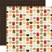 Pumpkin Patch Paper - A Perfect Autumn - Echo Park